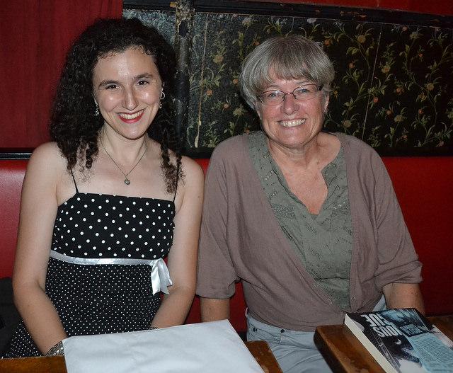 Veronica Schanoes & Karen Heuler