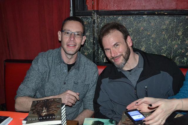 Ben Loory & Mike Allen