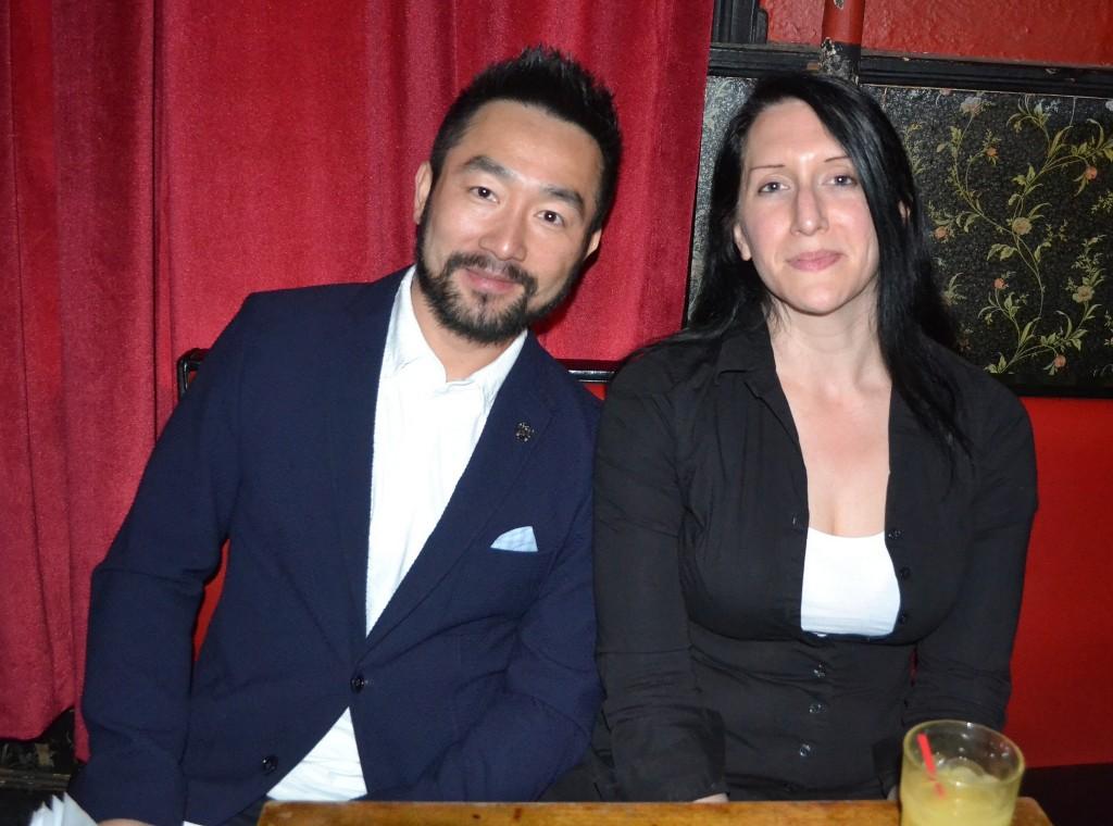 Wesley Chu & Nicole Kornher-Stace