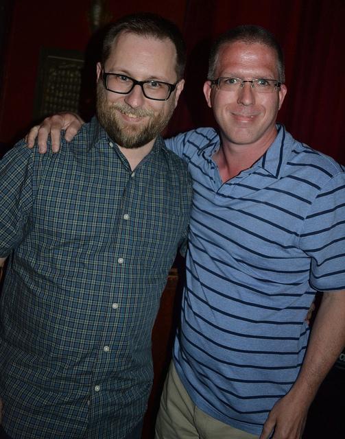 Simon Stranzas & Dale Bailey