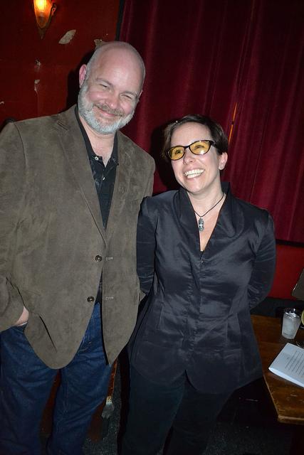 Nathan Ballingrud & Fran Wilde