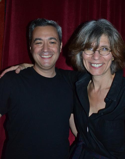 Robert Levy & Kathe Koja