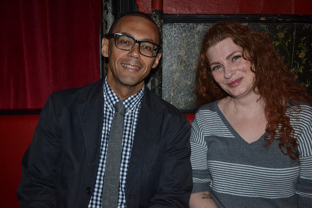 Victor LaValle & Damien Angelica Walters
