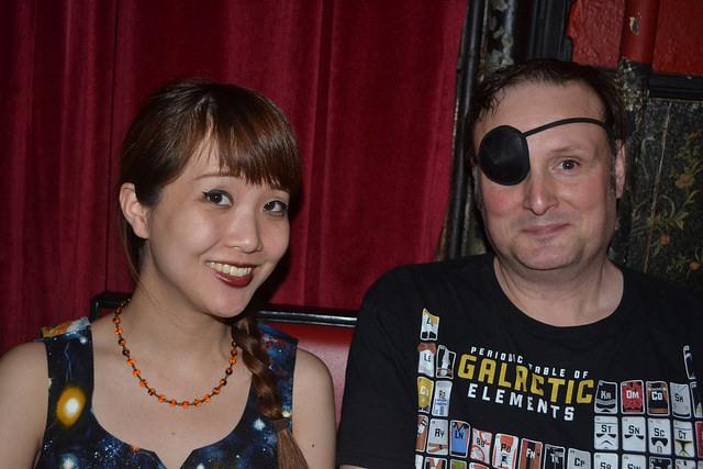 Alyssa Wong & Laird Barron