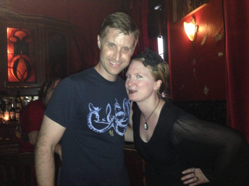 Matthew Kressel & Leanna Renee Hieber