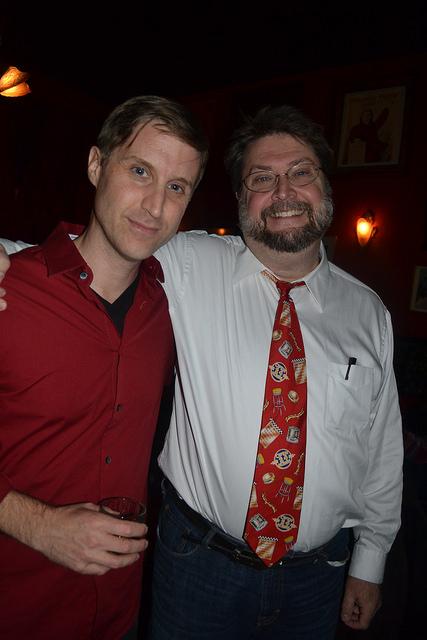 Matthew Kressel & John Langan