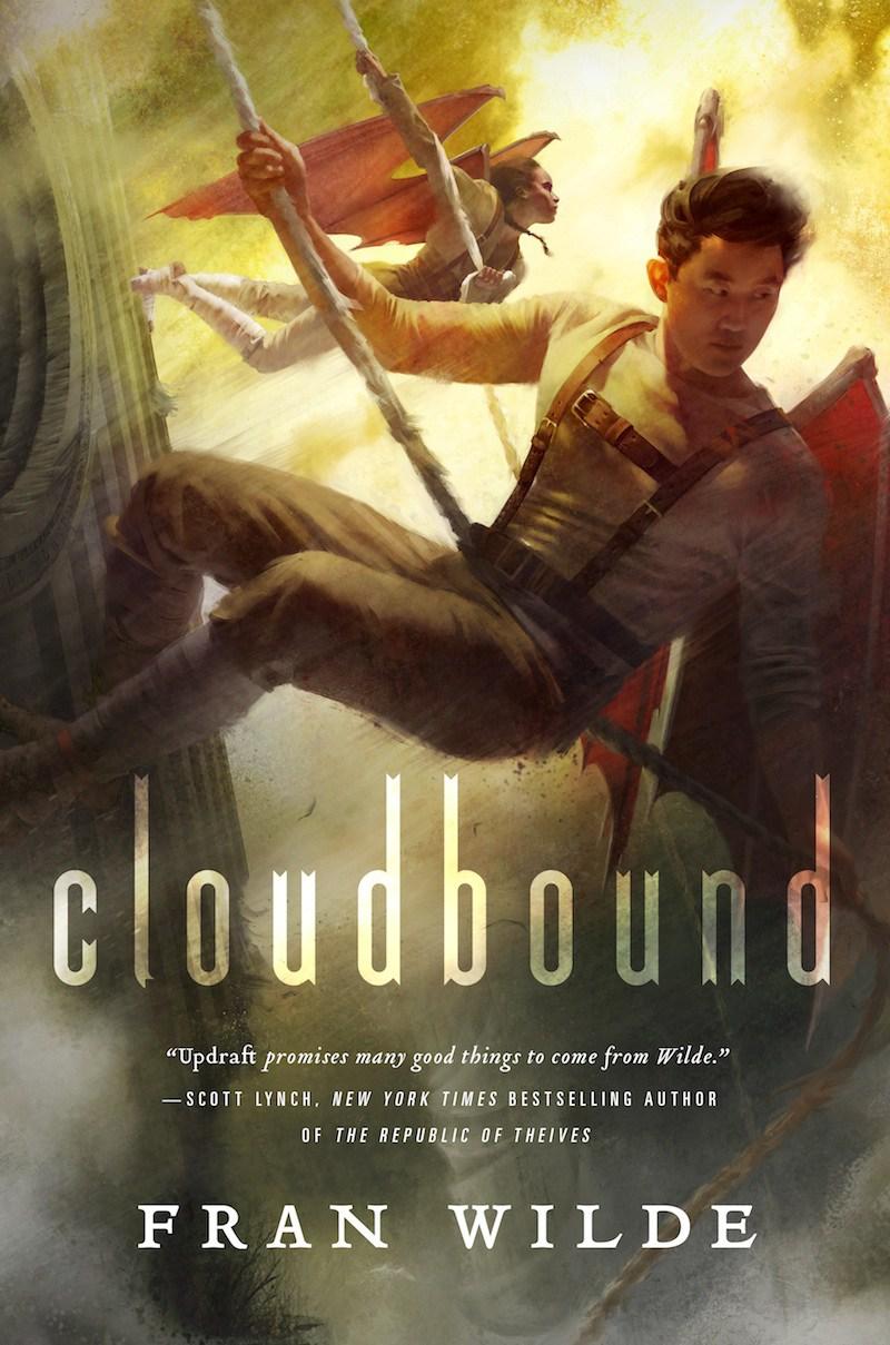 Cloudbound by Fran Wilde