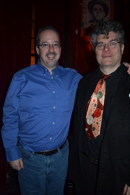 Nicholas Kaufmann & Michael Cisco