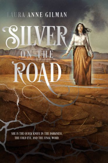 Silver-on-the-Road by Laura Anne Gilman