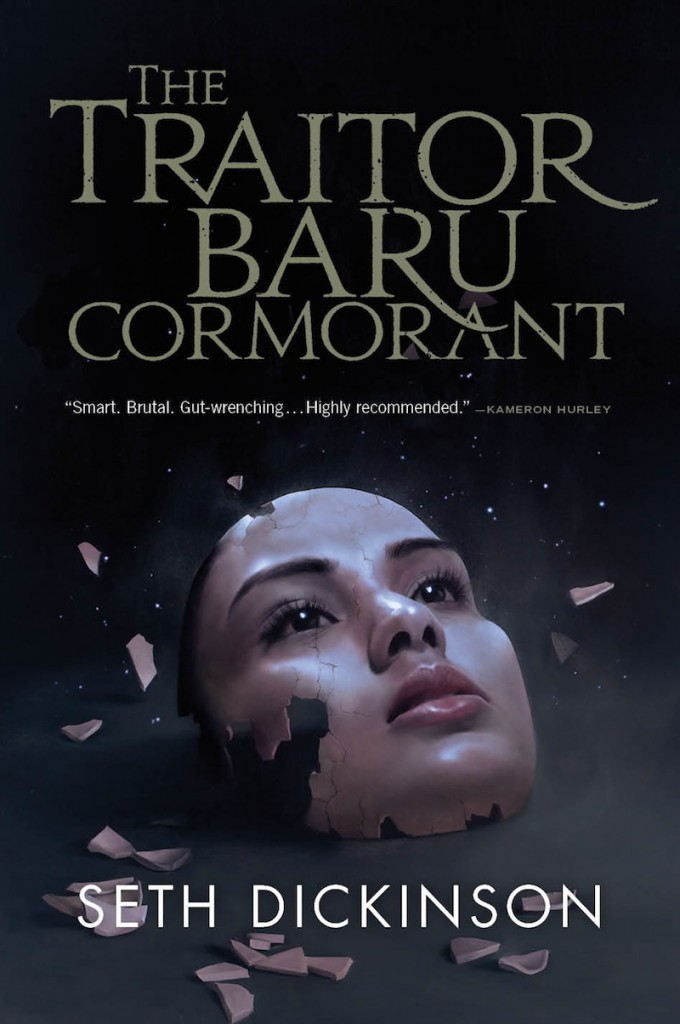 The Traitor Baru Cormorant by Seth Dickinson
