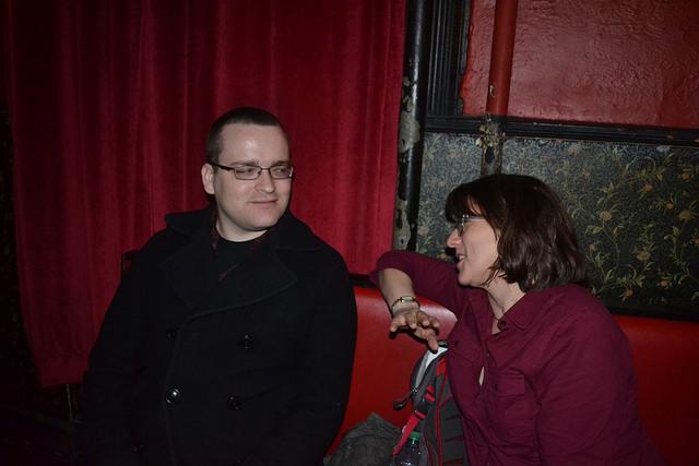 Seth Dickenson & Laura Anne Gilman