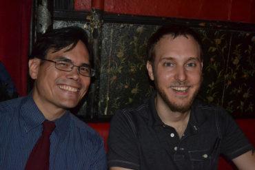 E.C. Myers & Sam J. Miller