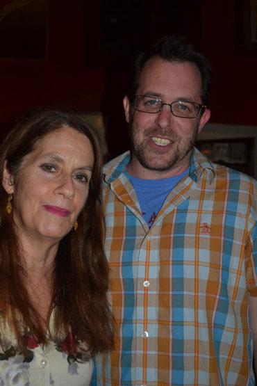 Katherine Vaz & Chris Sharp