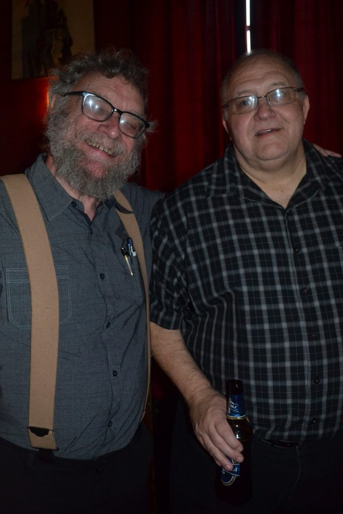 Michael Swanwick & Jeffrey Ford